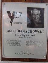 Image of Andy Banachowski 2009.030.011