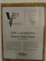 Image of Len Casanova
