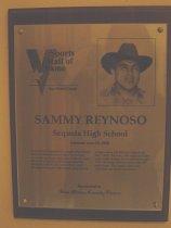 Image of Sammy Reynoso 2009.030.151