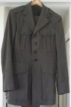 Image of U.S. Marine Corp Uniform Coat 2009.032.001
