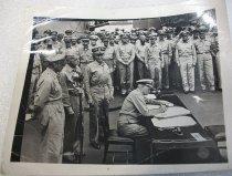 Image of Japanese Surrender in Tokyo Harbor 2010.090.071