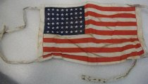 Image of WWII American Flag Armband 2010.090.074