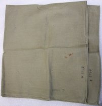 Image of WWII Government Issue Neckerchief 2010.090.083