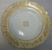 Image of Holbrook-Palmer Dinner Plate, mid-19th century