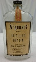 Image of Argonaut Distilled Dry Gin Bottle