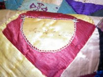 Image of Patchwork Quilt Signature
