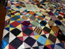 Image of Patchwork Quilt