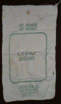 Image of Leslie Salt Co. 50 lb. Bag