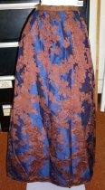 Image of Kreiss c. 1900-1905 Wedding Dress Skirt