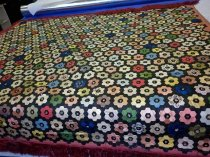 Image of Paper-pieced Quilt