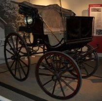 Image of c. 1893 Spider Phaeton Carriage