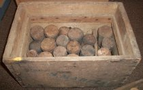 Image of Crate of Bungs
