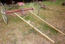 Image of International Harvester Dump Rake