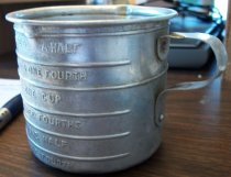 Image of c. 1930s Measuring Cup