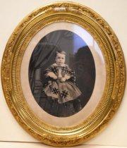 Image of Childhood Portrait of WH Crocker