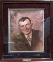 Image of Portrait of Bill Kyne by Charlee Bell