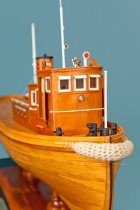Image of Despatch No. 8 Model Ship by Charles Parsons