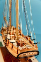 Image of Hannah Model Ship by Charles Parsons