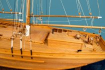 """Image of Regina """"S"""" Model Ship by Charles Parsons"""
