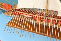 Image of Reale de France Model Ship by Charles Parsons