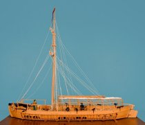 Image of Philadelphia Model Ship by Charles Parsons