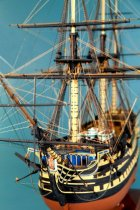 Image of HMS Victory Model Ship by Charles Parsons