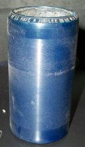 Image of Blue Amberol Cylinder-We'll have a Jubilee in my old Kentucky Home