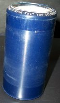 Image of Blue Amberol Cylinder-I wish that you belonged to me