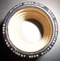 Image of Edison Blue Amberol Cylinder-The Fairest Rose Waltz