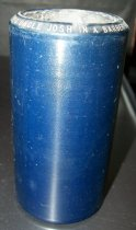 Image of Edison Blue Amberol Cylinder-Uncle Josh in a Barber Shop