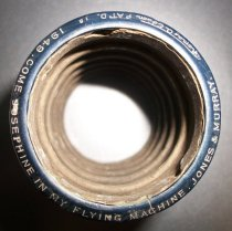 Image of Edison Cylinder-Come Josephine in My Flying Machine