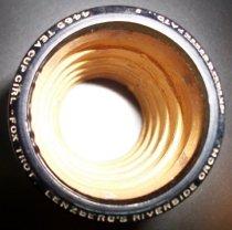 Image of Edison Blue Amberol Cylinder- Tea Cup Girl