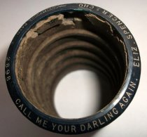Image of Edison Cylinder- Call Me Your Darling Again