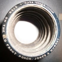Image of Edison Cylinder- On The Old Front Porch