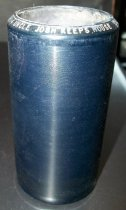 Image of Edison Blue Amberol Cylinder- Uncle Josh Keeps House
