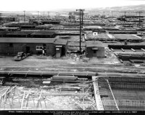 Image of 2013.040.008 - c. 1943 Belair Shipyard Steel Fabricating and Assembly Yard