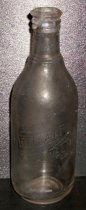 Image of Citrate of Magnesia bottle recovered from City Centre Plaza, c. 1922-1923.