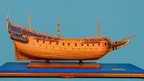 Image of Vasa Model Ship by Charles Parsons