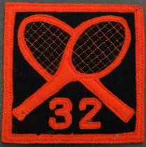 Image of SMHS '32' Patch, c. 1928-1932