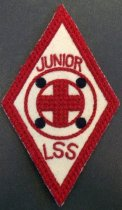 Image of SMHS 'Junior LSS' Patch, c. 1928-1932