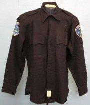 Image of SMPD Shirt Belonging to John T. Pawson, c. 1951-1973