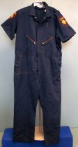 Image of SMCSO Coveralls Belonging to Gjon T. Pawson, c. 1981-1986