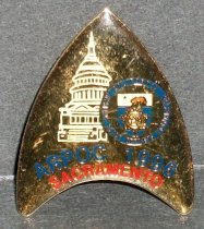 Image of Reserve Peace Officers Badge, c. 1951-1986