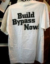 Image of 1978 Build Bypass Now! T-Shirt