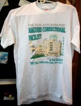 Image of 1994 Maguire Correctional Facility T-shirt