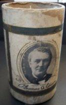 Image of Edison Record Case