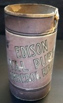 Image of Edison Royal Purple Amberol Record Case