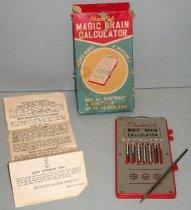 Image of Magic Brain Calculator, c. 1950-1969