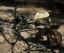Image of John Deer Sulky Plow