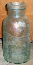 Image of Preserved Food Bottle recovered from City Centre Plaza, c. 1880-1890.